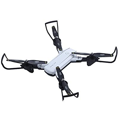 REFURBISHHOUSE SG700 FPV RC Quadcopter RC Drone 2.4G 4CH 6-Axis Headless Mode Altitude Hold,Foldable RC Helicopter,14 pcs