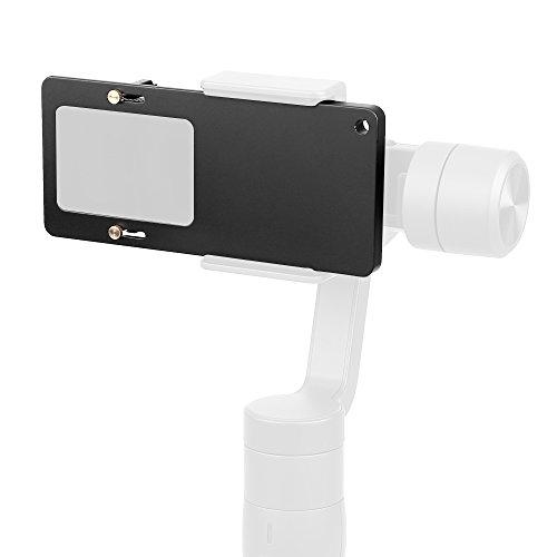 Mbuynow-Piastra-di-montaggio-per-interruttore-Adattatore-per-azionare-la-fotocamera-GoPro-Hero-5-4-3-YI-Xiaomi-SJCAM-DJI-OSMO-e-lo-stabilizzatore-per-cellulare-FeiyuZhiyun-Smooth-Q