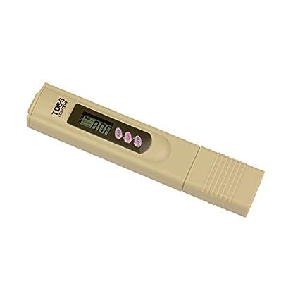 CkeyiN ® Portátil Digital Agua Calidad Pureza Tester Medidor TDS