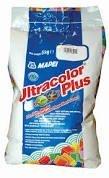"""""""Ultracolor Plus mittelgrau"""" Flexfuge schnell, für Fugen von 2 bis 20 mm (1 Beutel 5 kg mittelgrau)"""
