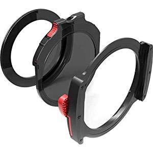 Haida M10 Filter Halter Kit mit 77 mm Adapter Ring -