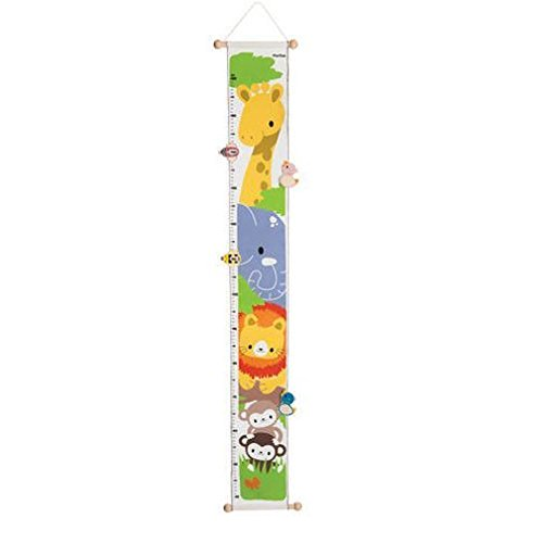 PLANTOYS Toise en Tissu Jungle