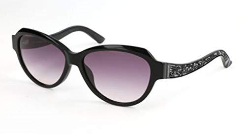 Swarovski Damen Sunglasses Sk0111 01B-57-14-140 Sonnenbrille, Schwarz, 57