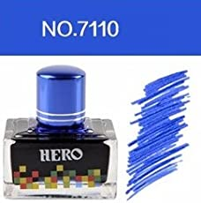 Success Stationery™ Hero Fountain Pen Extra Colour Noncarbon Nonblocking ink - 7110