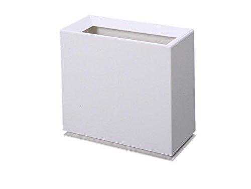 GMM® Mülltonnen Boxen Gartenzange quadratisch Doppel-Schicht Boxen zu Abfälle ökologischen Kunststoff Mülltonnen Haushaltsthermometer Spezifikationen 31,5* 14,5* 30cm Einzigartige Mülltonne
