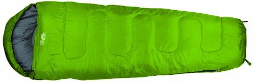 Highlander Schlafsack Sleepline 300 Mummy Junior limone (Leistung Mumie)