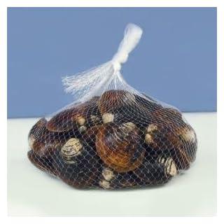 ROYAL PREMIUM PLASTIC MESH BAG CLEAR 24