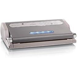 Magic Vac - VD50PK2 - Appareil de mise sous vide, 130 watts, Gris