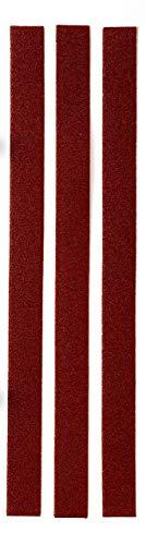 MULTI-SHARP 1105 Abrasifs de Remplacement pour affûteur de Lame de Tondeuse à Cylindre de Largeur de Coupe 30 cm/12 Pouces