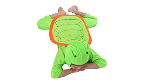 Schildkröte Mädchen Kostüm - Matissa Kinder Tierkostüme Jungen Mädchen Unisex Kostüm Outfit Cosplay Kinder Strampelanzug (Schildkröte, XL (Für Kinder von 120 bis 140 cm))