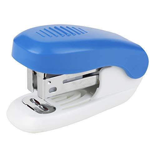 Agrafeuse de poche NUOBESTY Mini Stapler Portable Desktop Desktop...