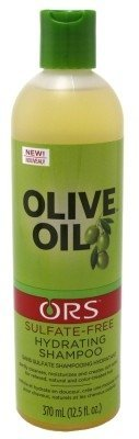 Ors Olive Oil Shampoo Sulfate-Free Hydrating 12.5oz (6 Pack)