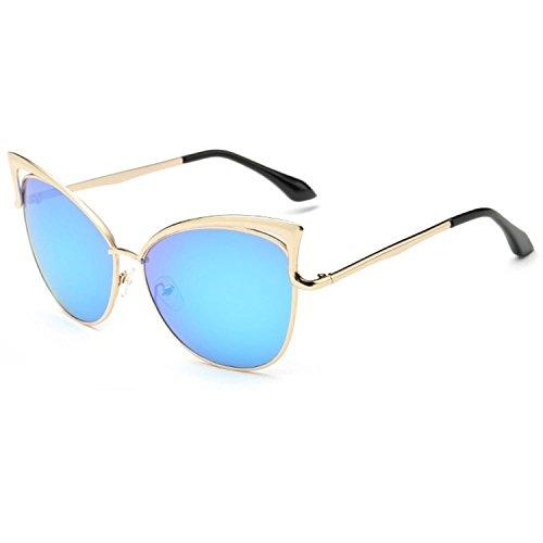 Yizhi High Quality Women's Cat's Eye Sunglasses Best Glasses Eyewear UV400 #923