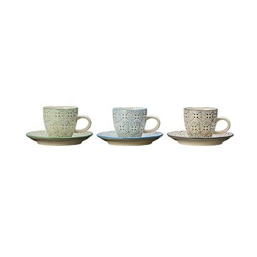 Bloomingville Espresso Tassen Isabella 3er Set