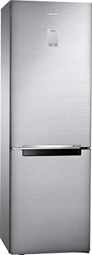 Samsung RL33J3415SS/EG Kühl-Gefrier-Kombination / A++ / 185 cm Höhe / 248 kWh / Jahr / 230 L Kühlteil / 98 L Gefrierteil / Getrennte Temperatureinstellung für Kühl- und Gefrierfach / Edelstahl