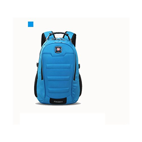 Rucksack Wasserdichte Oxford Tuch Laptop Rucksäcke Multifunktionale Business / Reisen / Schule Neutral styles one / blue