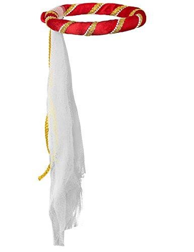 Jungfernkranz Isabella, rot, mit (Königin Kostüme Isabella)