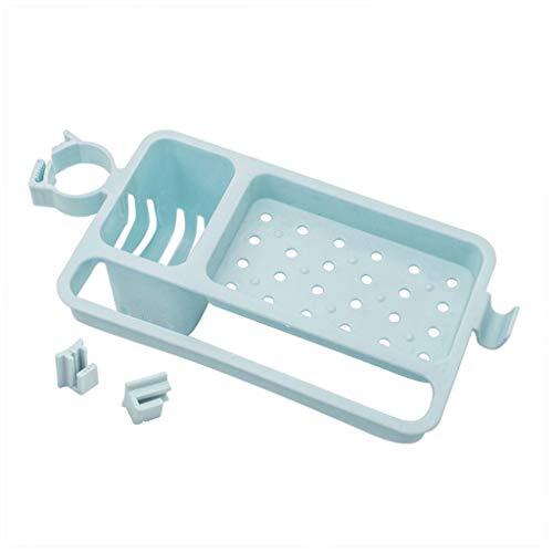 Sulida Spülbecken Regal Seife Schwamm Ablauf Rack Halter Lagerung Saugnapf Küche Veranstalter Waschbecken Zubehör -