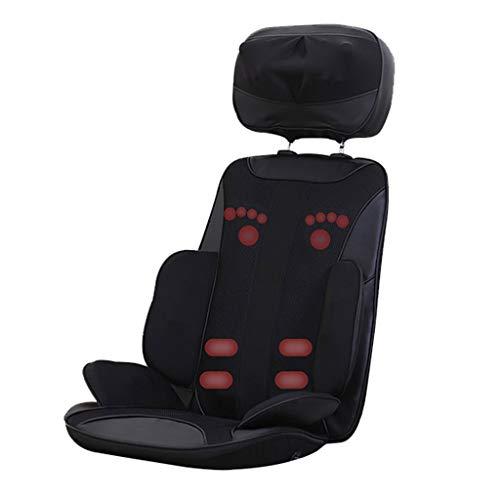 Massagegeräte Massagestühle Sitzauflagen Massagestuhl Gebärmutterhals Simulator Multifunktionaler Körpermassagestuhl Warm-Sensitive Neujahrsgeschenk