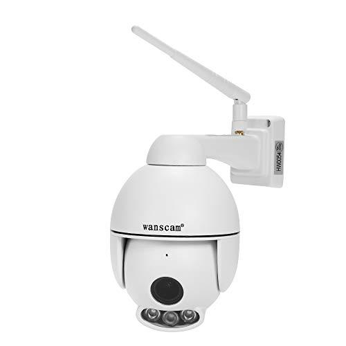 Festnight telecamera ip wifi wifi 1080p 2.0mp telecamera dome ptz hd esterna ip66 impermeabile ir-cut visione notturna telefono app controllo motion detection per la sicurezza domestica