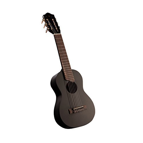 Yamaha GL1 BL - Guitarra con funda (tamaño Ukelele), color negro