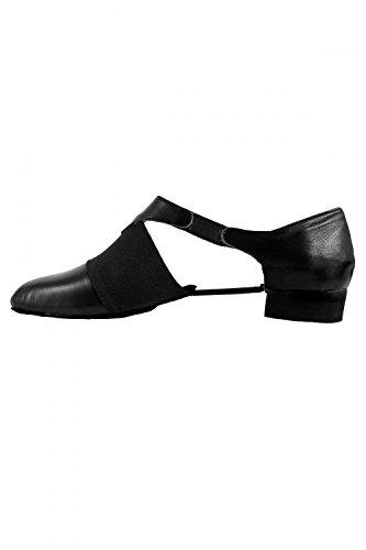 Merlet Chaussures de danse Gracia pour professeurs Noir