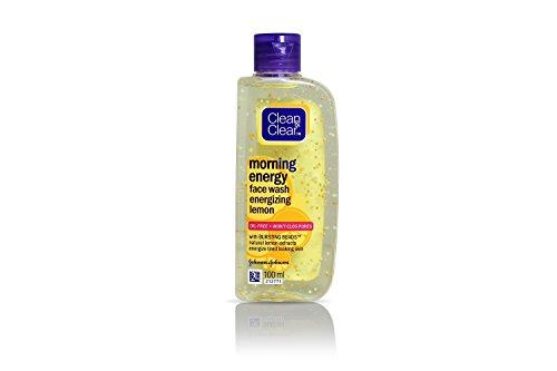 Klare Saubere Duft (Sauber UND klar Morgen Energie Energizing Lemon Face Wash 100ml)