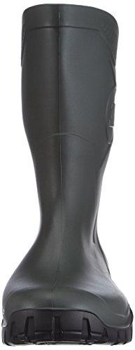 Stivali professionali Dunlop Dee comodi ed eleganti, senza puntale in acciaio - K580011 Verde (grün(groen))