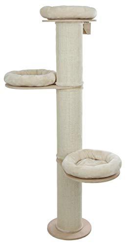 Kerbl Maxi-Pet 81638 Kratzbaum Dolomit Tower, durchmesser38cm Höhe 187cm, beige