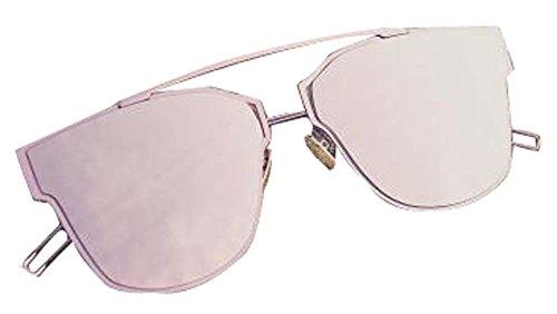 Retro-Mode Sonnenbrillen Die Sonnenbrille Rosa
