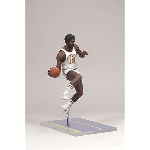 New York Knicks de la NBA Jugador leyendas Series 3Earl Monroe figura de acción