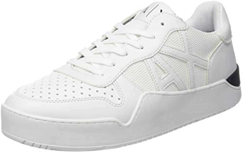 Gentiluomo Signora Signora Signora ARMANI EXCHANGE Low-Top scarpe da ginnastica, Uomo Gamma di specifiche complete Conosciuto per la sua buona qualità Vendite globali | I Clienti Prima  454895