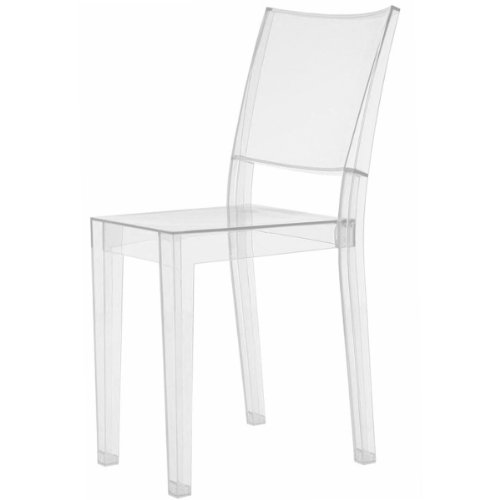 Sedie Trasparenti In Plastica.Kartell Sedia La Marie Trasparente Plastica Amazon It Casa E