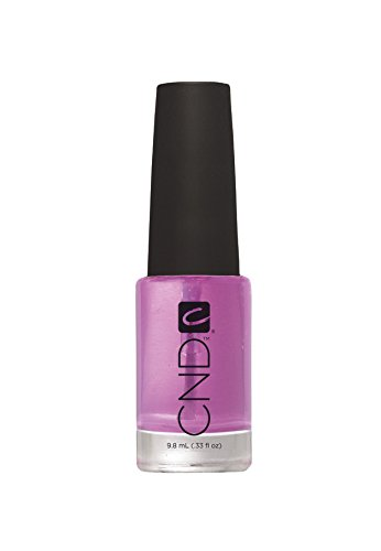 CND Colour Super Shiney .33 oz High Gloss Nails Shine Top Coat Polish Salon by CND - Creative Nail Design [Beauty] (English Manual) (Super-high-gloss Top Coat)