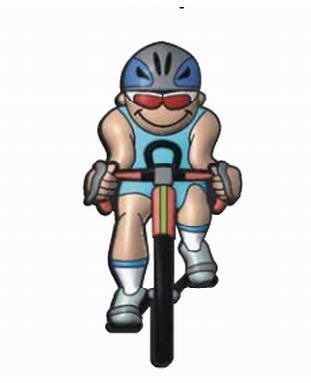 Ciclista - Pendrive Memoria USB Flash Drive 8 GB
