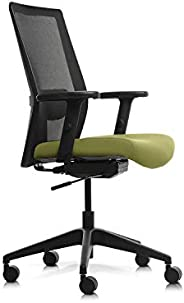 Wipro Furniture Adapt Medium Back Executive Ergonomic Office Chair with Automatic Weight Sensing Mechanism and