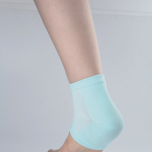 Oppo Gel Heel Socks, 6790 - 1 Pair by Oppo Foot Care