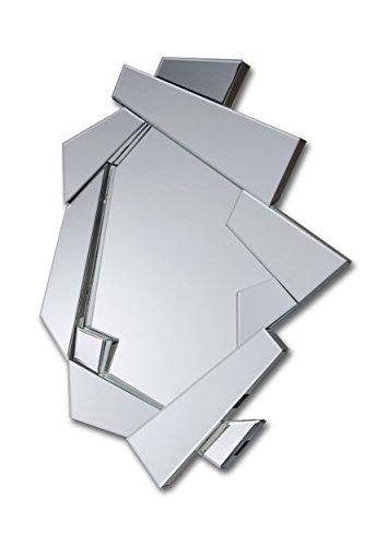 SPIEGEL WANDSPIEGEL /BADSPIEGEL MODERN DESIGN DEKOSPIEGEL 90X70 cm