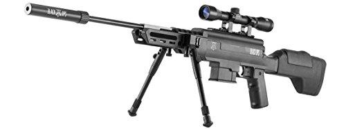 Rifle carabina sniper air 4.5 NORICA