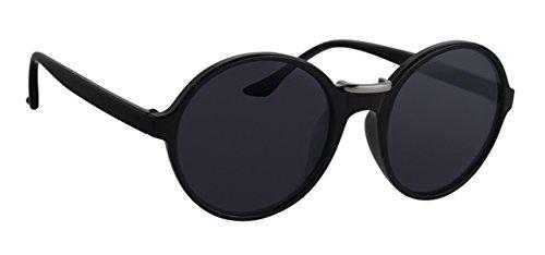 Sonnenbrille UAF658F1 Damen Brille Fassung schwarz, Linse grau