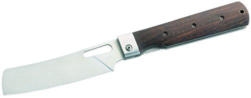 Herbertz Camping-Kochmesser, 440 A Stahlklinge, Tagayasan-Holz, 26,2 cm