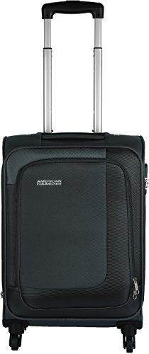 American Tourister Nuvo Polyester 55cm Softsided Carry-On