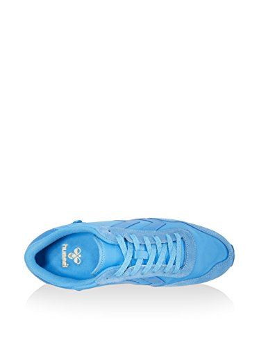 Hummel Reflex Total Tonal Lo, Scarpe da Ginnastica Unisex – Adulto Blue