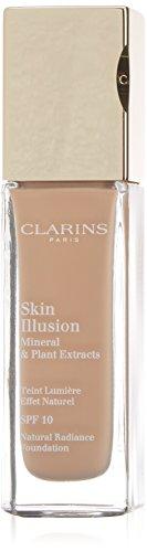 Clarins Fondotinta, Skin Illusion, 30 ml, 112-Amber
