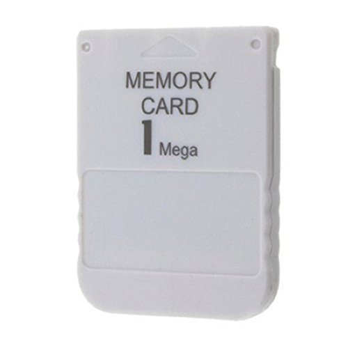 Ruitroliker 1MB Speicherkarte für Playstation One PS1 Memory Card