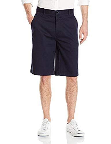 Izod Herren Shorts Uniform Young Flat Front - Blau - 54 (Izod-uniformen)