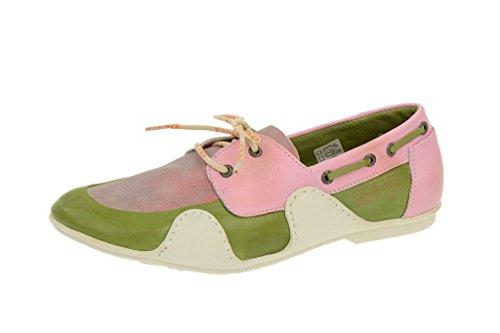 EjectEject Sayaka E-16151 - Sneaker Donna , Verde (verde), 40