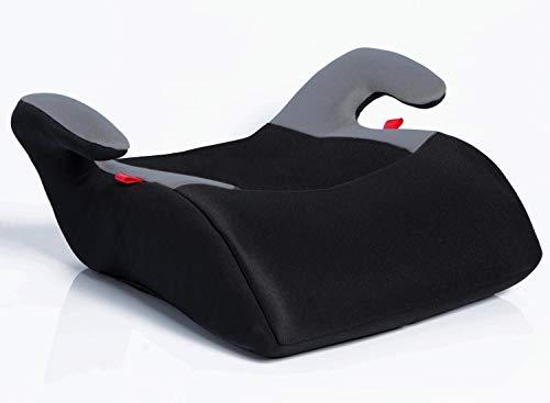 Bellelli EOS Boo Sitzerhöhung für Autositz, 15-36kg, EOS schwarz/anthrazit