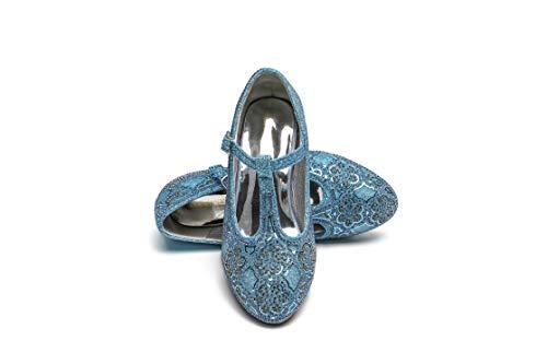 ELSA & ANNA® Última Diseño Niñas Princesa Reina de Nieve Partido Zapatos Zapatos de Fiesta Sandalias...