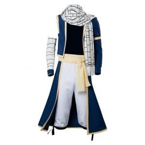 Fairy Tail Natsu Dragneel Outfit Cosplay Kostüm Herren ()